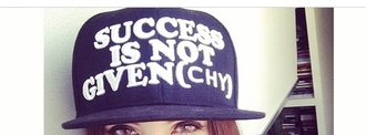 hat cap givenchy