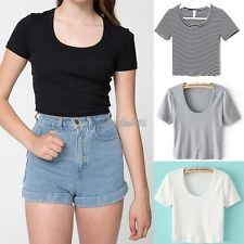 Crop top belly shirts · summah breeeze · online store powered by storenvy