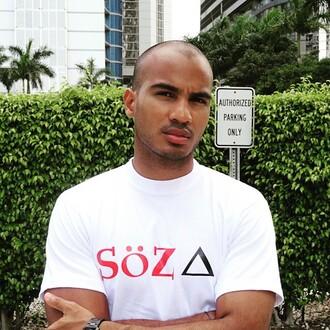 shirt soza soza clothing soza store pyramid white tee