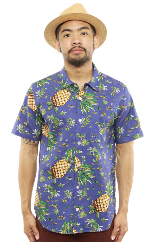 Stussy deluxe, pineapple button