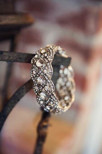 jewels vintage wedding ring braided ring engagement ring antique ring pave ring