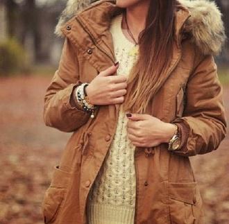 coat jacket winter coat winter jacket winter outfits marron veste doudoune clothes watch pullover