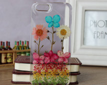pressed flower phone case on Etsy, a global handmade and vintage marketplace.