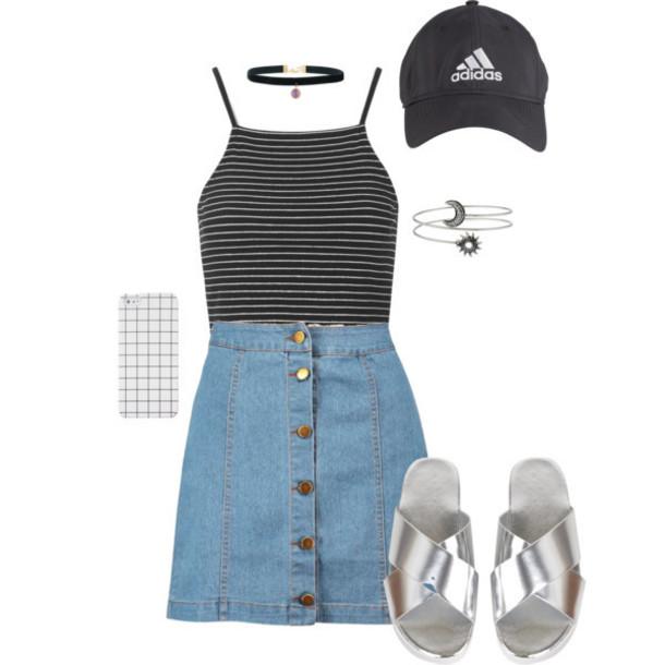 Adidas cap summer