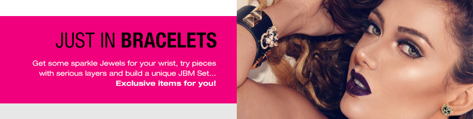 Jewel Be Mine · Bracelets