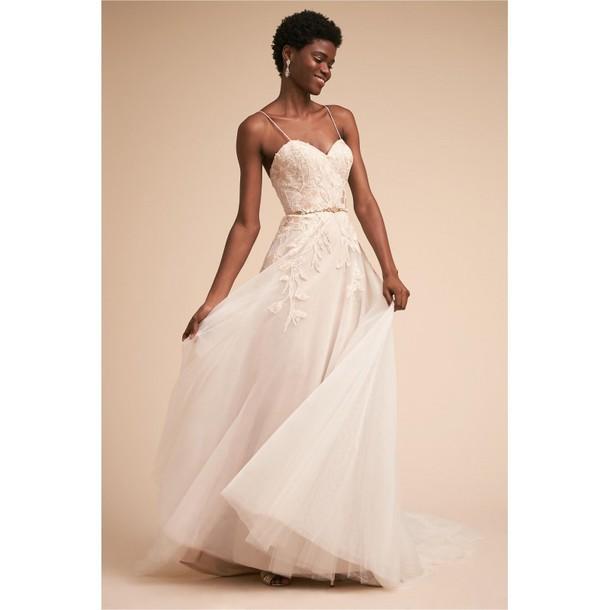 dress gown spring trainers wedding dress bhldn .com