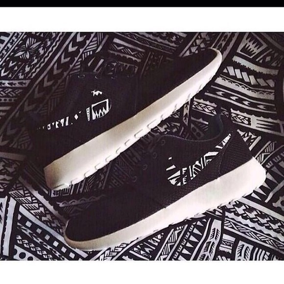 tribal shoes nike roshe run nike running shoes nike