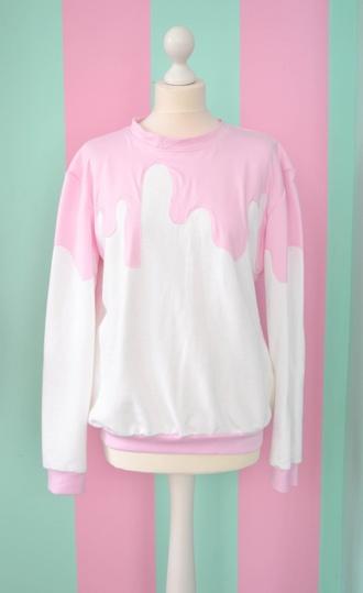shirt pastel goth fairy kei