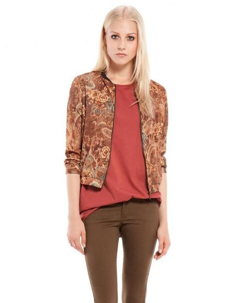 jacket paisley paisley