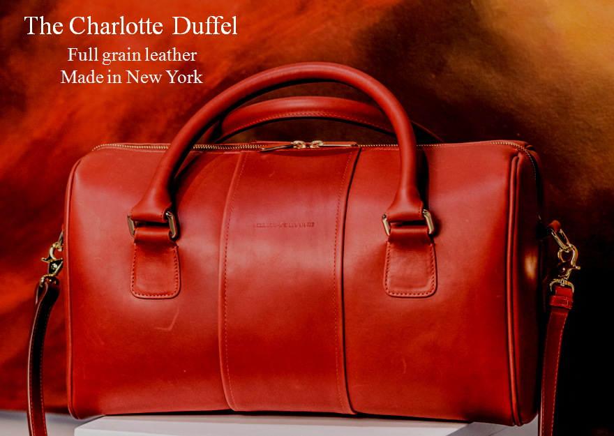 Merci-Fortune | Fine leather handbags, made in New York