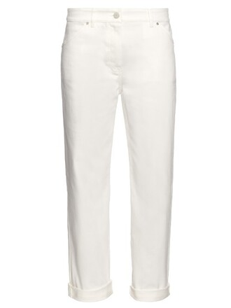 jeans boyfriend jeans high boyfriend white