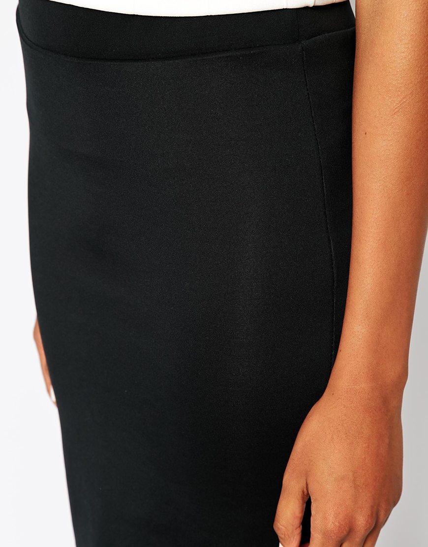 Vila Style Tube Skirt at asos.com