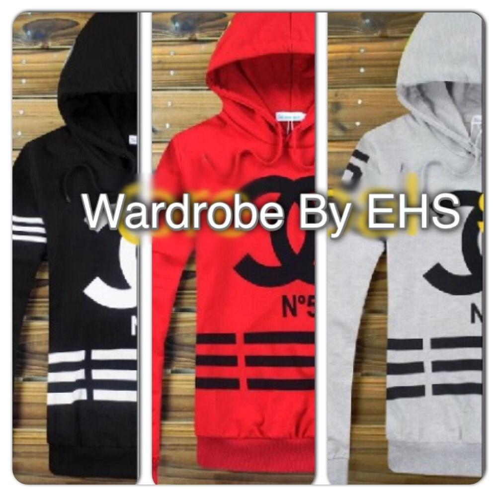 Wardobebyehs — fashion hoodie a100