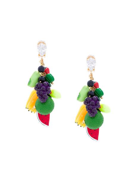 Venessa Arizaga women earrings jewels