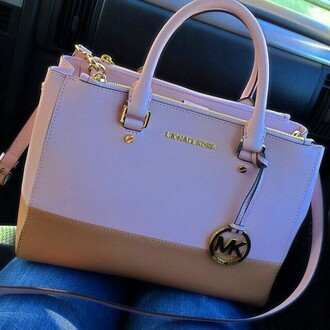 bag white bag mk handbags michael kors bag earphones