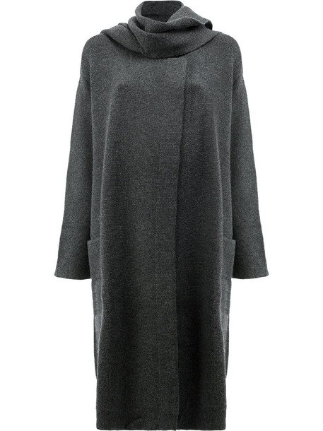 Le Kasha women scarf grey