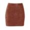 Baroque leather mini - t o r a n n c e