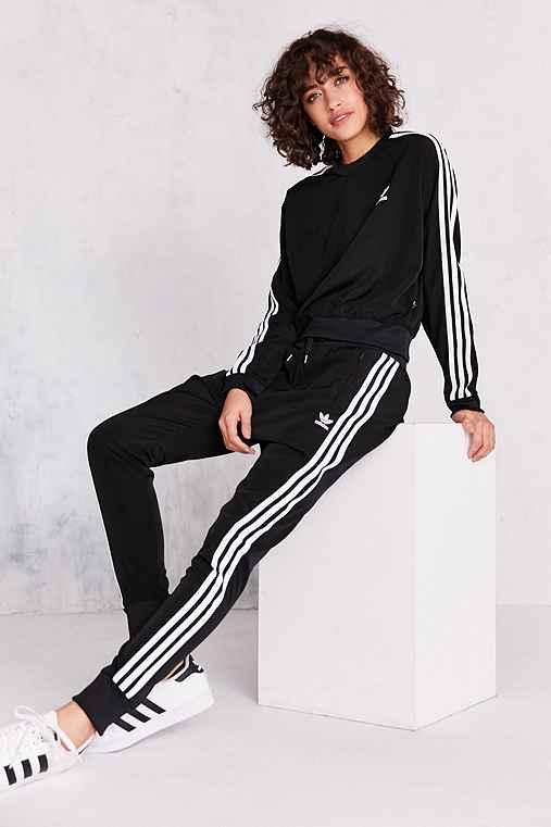 adidas originali adicolor ha lasciato traccia pantaloni urban outfitters