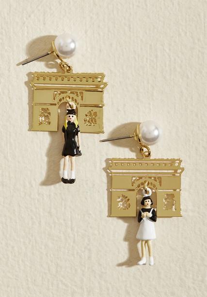 Les Nereides earrings jewels