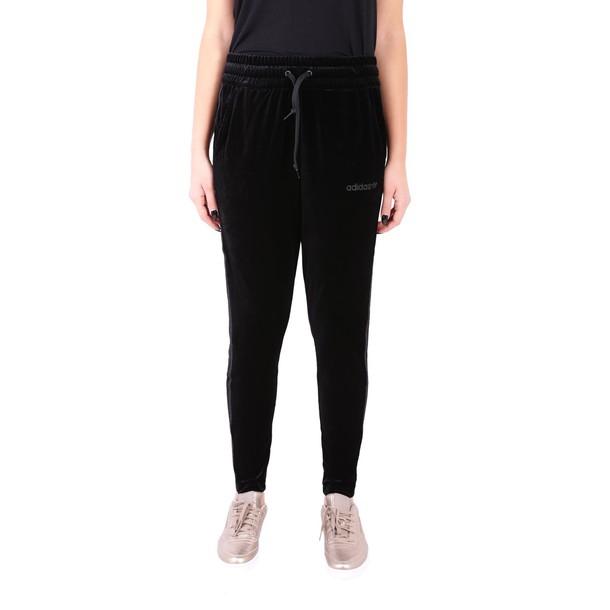 Adidas velvet black pants