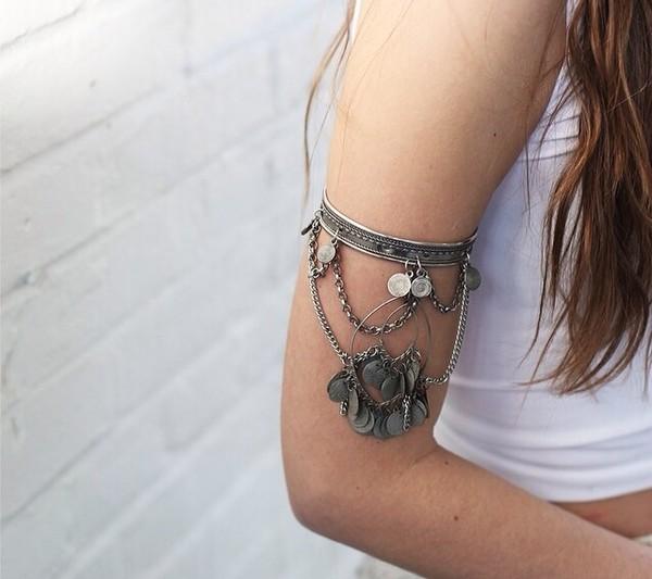 jewels arm jewelry