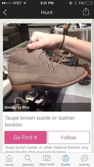 taupe style shoes boots