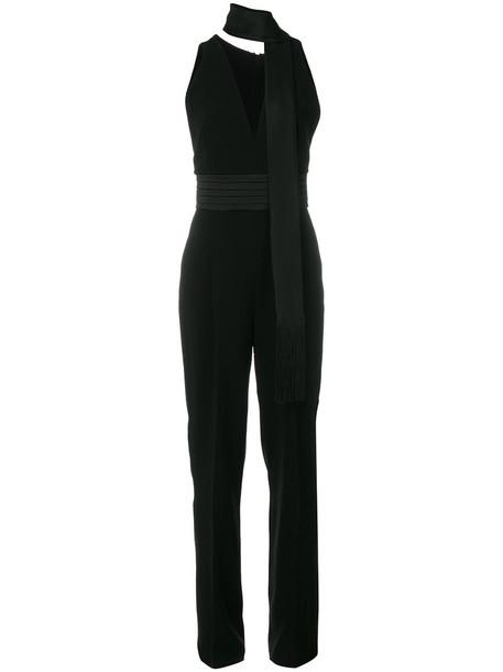 Max Mara jumpsuit women black