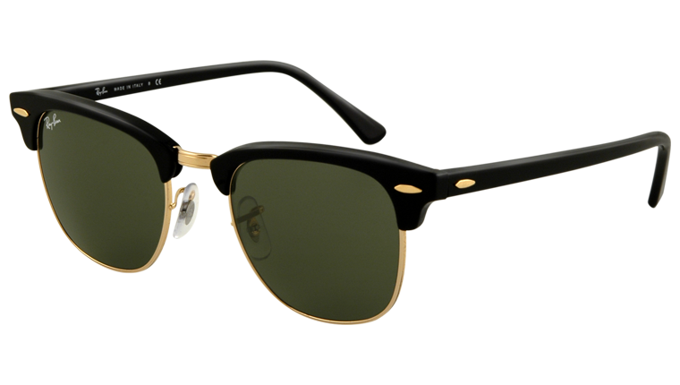 Ray-Ban Sunglasses - Collection Sun - RB3016 - W0365 - CLUBMASTER | Official Ray-Ban Web Site - International