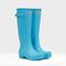 Original slim zip rain boots   hunter boot ltd