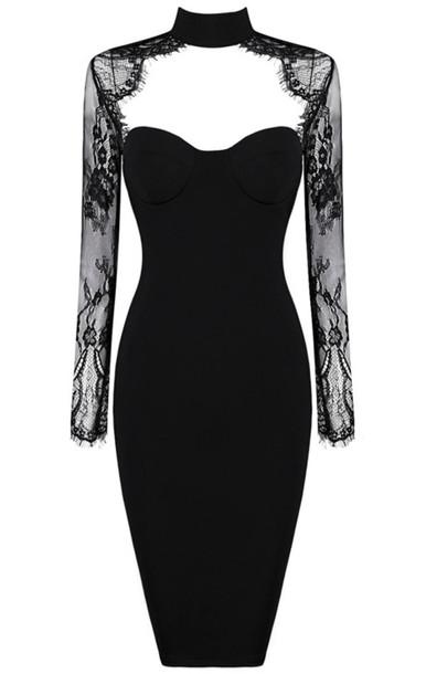 Dress Dream It Wear It Dress Clothes Clothes Black Lace Lace