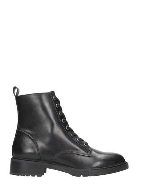 Steve Madden boot black shoes
