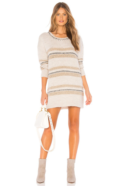 JACK by BB Dakota Spice Of Life Sweater in ivory