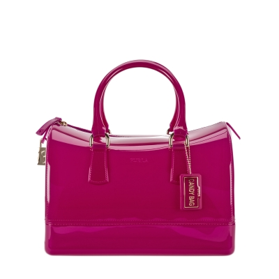 CANDY Satchel Bouganville View all - Furla - United States