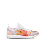 shoes,sneakers,adidas,adidas shoes,floral,floral shoes,flowers,orange,stella mccartney