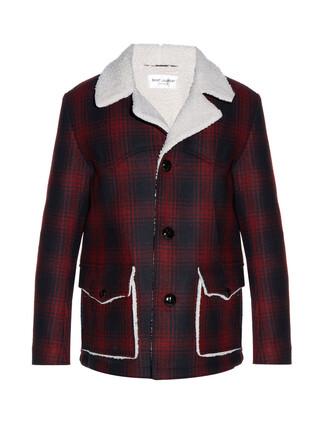 overcoat wool coat