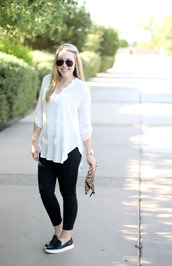 a beautiful heart,top,jeans,shoes,sunglasses,bag,jewels,make-up
