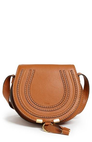 Chloé 'Mini Marcie' Leather Crossbody Bag   Nordstrom