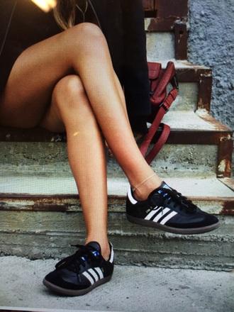 shoes adidas shoes black shoes