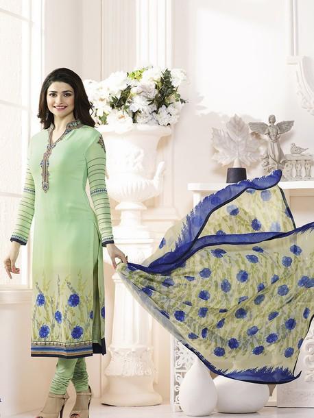 dress prachi desai bollywood suits ethnic wear salwar kameez