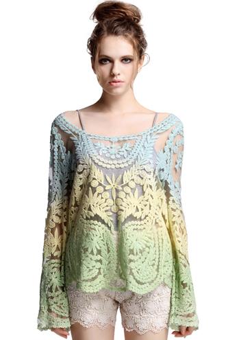 blouse romwe shorts romwe blouse