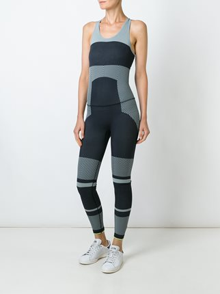 Adidas By Stella Mccartney 'Yoga Seamless' Jumpsuit - Farfetch