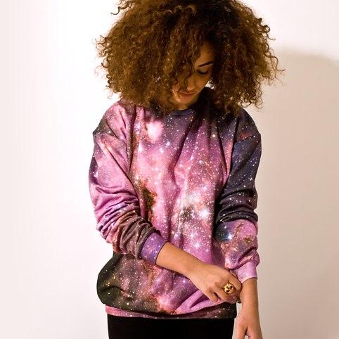 Galaxy sweater at firebox.com