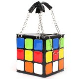 Amazon.com: Rubiks Cube Handbag: Clothing