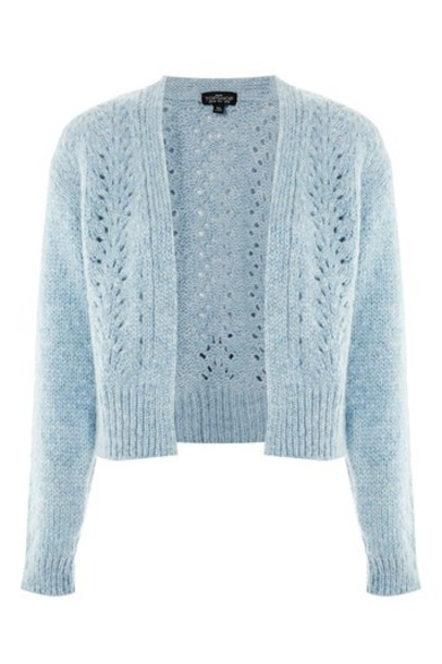 cardigan cardigan mohair blue sweater