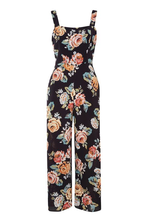 **Dylan Vintage Open Back Jumpsuit by Nobody's Child