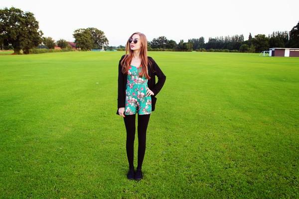 fashionectic jumpsuit jacket shoes sunglasses