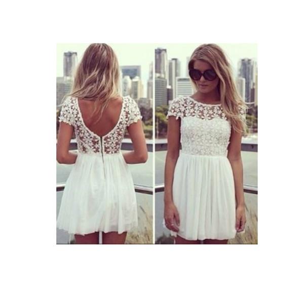 dress angel white angel wings