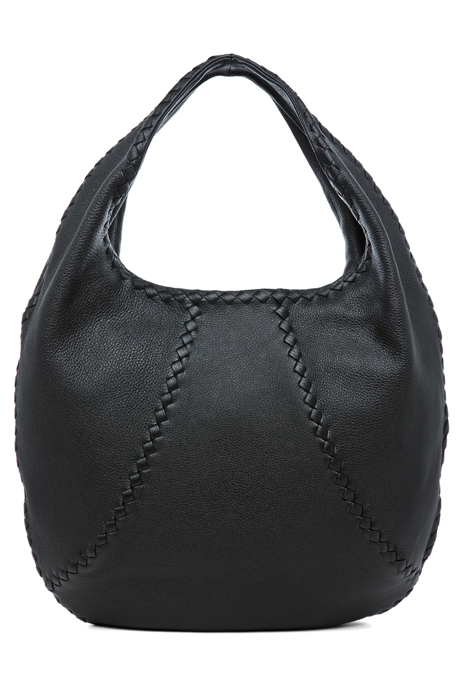 Bottega Veneta | Hobo Bag in Black