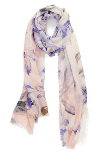 scarf printed scarf print silk silk scarf