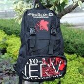 bag,backpack,anime,evangelion